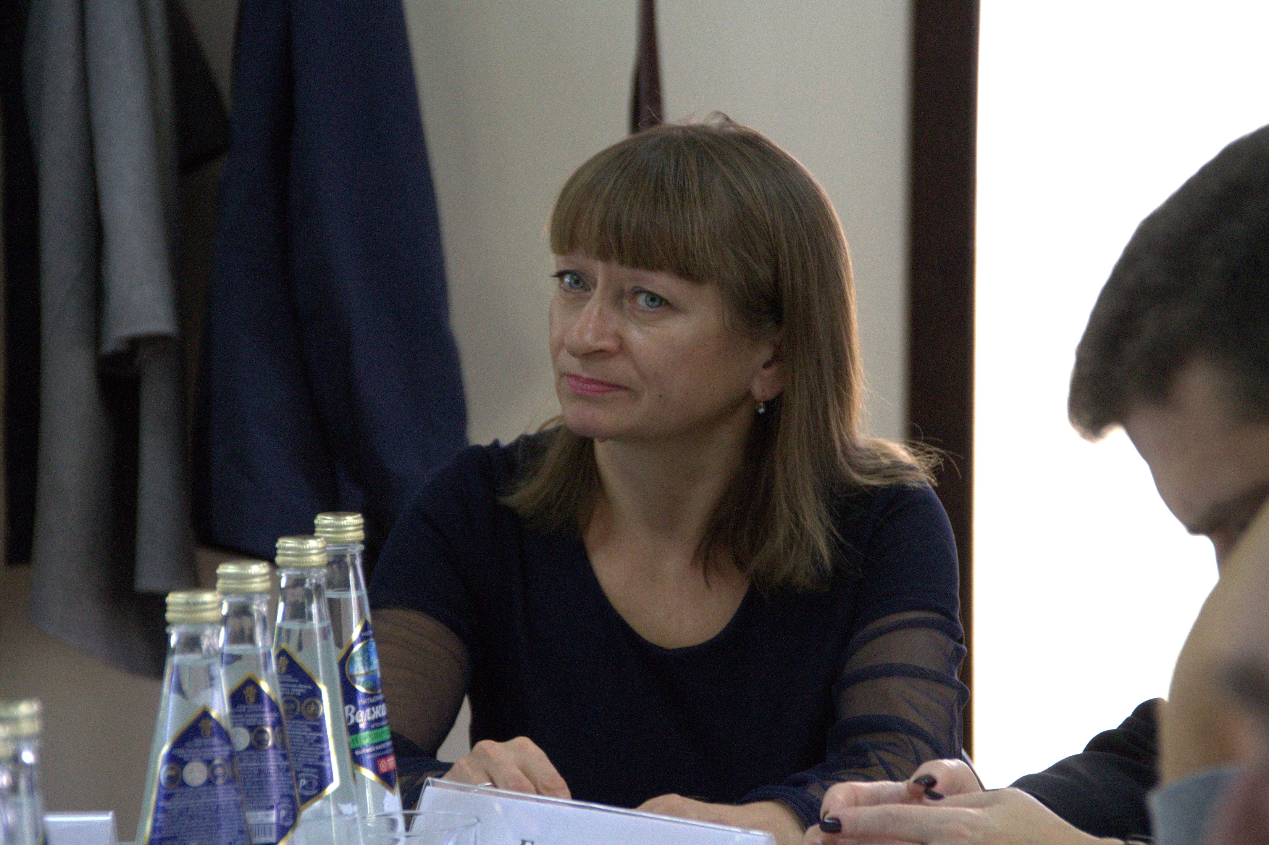 Побудеева Ирина Константиновна