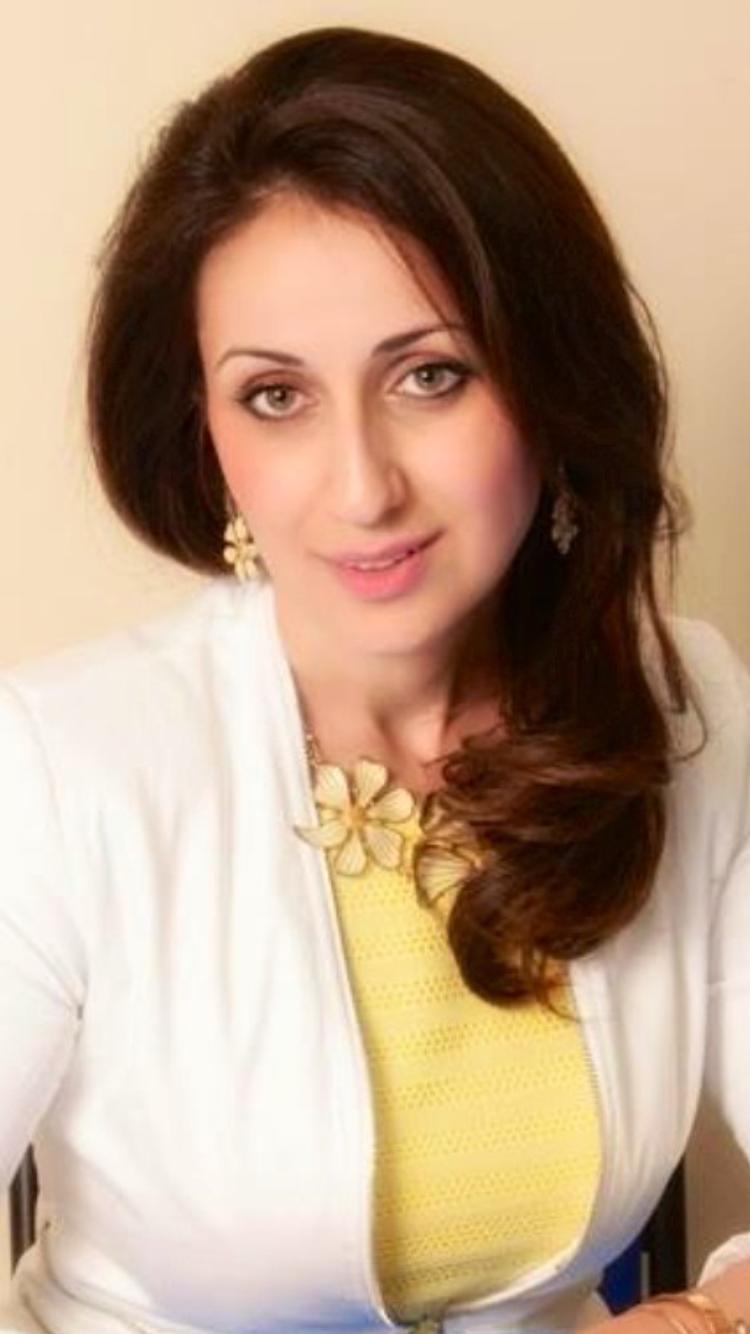 Парсамян Рузанна Робертовна